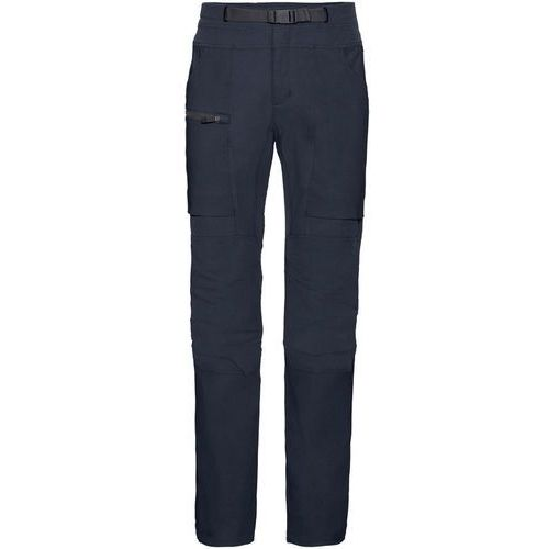 VAUDE Skarvan Spodnie długie Mężczyźni niebieski 46 2018 Spodnie i jeansy, jeans