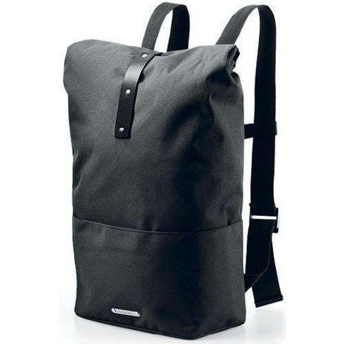 Brooks hackney plecak 24-30l szary/czarny 2018 plecaki szkolne i turystyczne (0190445010495)