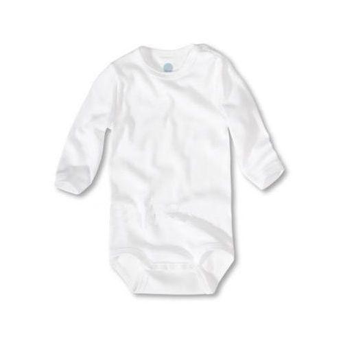 SANETTA Body dziecięce rękaw 1/ 1 kolor biały