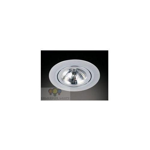 Orlicki Design Puro Alluminio oczko wpuszczane QR111 ---- WYSYŁKA 48H --- NA MAGAZYNIE