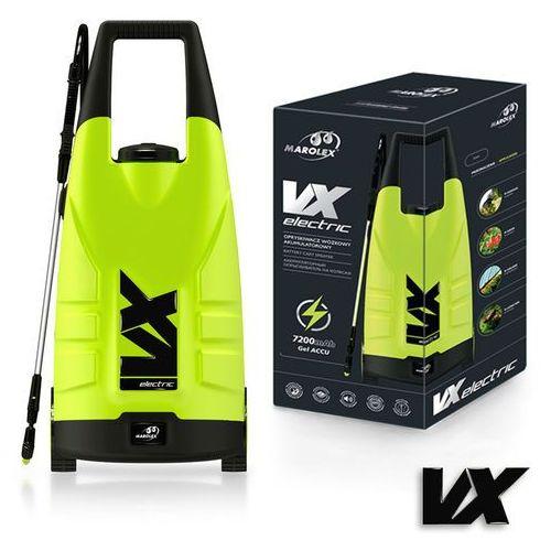 Wózkowy opryskiwacz akumulatorowy vx 20l marki Marolex