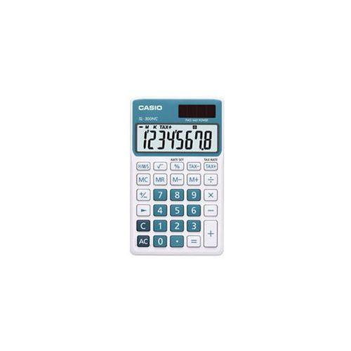 CASIO Kalkulator SL-300NC niebieski