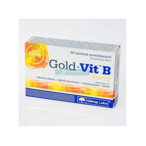 Tabletki Olimp Gold Vit B Forte tabl.powl. - 60 tabl.