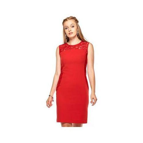 Sukienka Model Diana Red