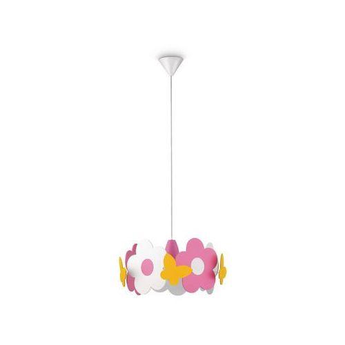 Philips 40178/55/16 - lampa wisząca dziecięca mykidsroom iridia 1xe27/20w/230v
