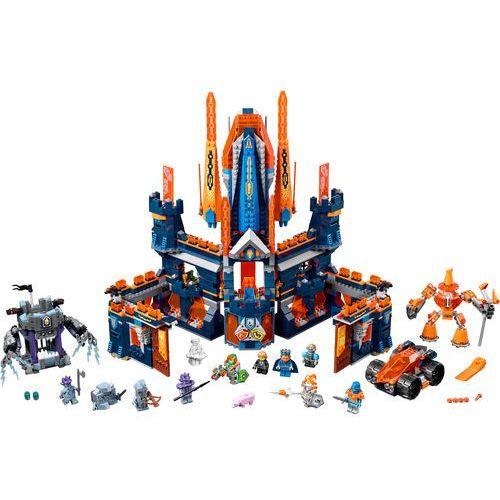 70357 ZAMEK KNIGHTON (Knighton Castle) KLOCKI LEGO NEXO KNIGHTS