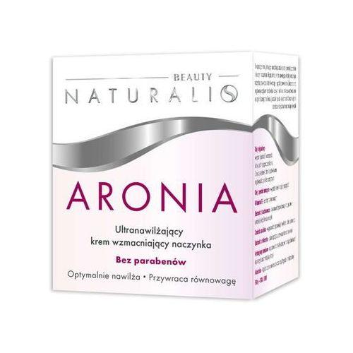 Naturalis aronia krem ultranawilżający wzmacniający naczynka 50ml marki Produkty naturalne u.w.berezińscy