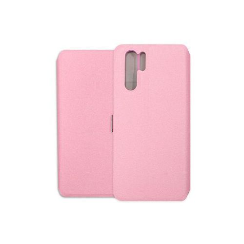 Huawei P30 Pro - etui na telefon Wallet Book - różowy, kolor różowy