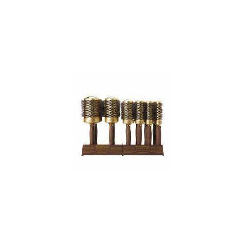 Olivia garden nano thermic zestaw szczotek, display 18 szt.