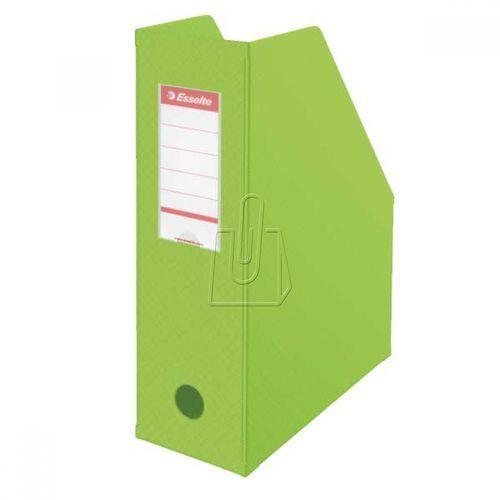 Esselte Pojemnik na dokumenty (czasopisma) a4 zielony (56076) (5701216560764)
