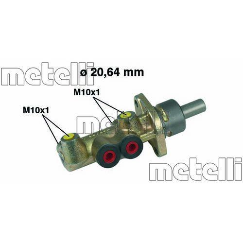 Pompa hamulcowa METELLI 05-0221 (8032747091944)