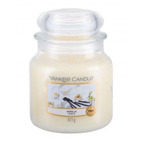 Yankee home Świeca yankee słoik średni vanilla - yssv1 (5038580070033)