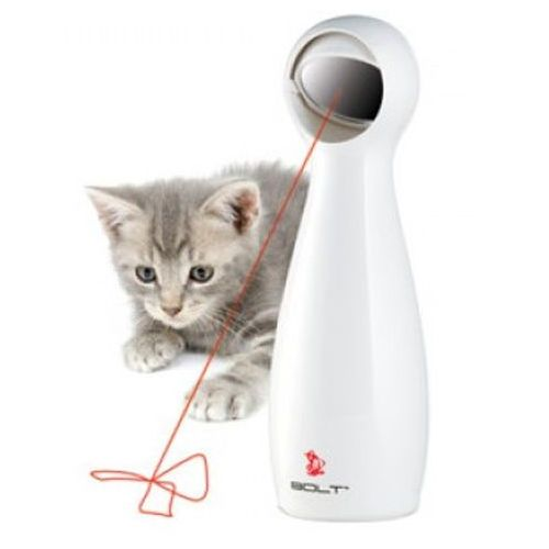 Interaktywna zabawka dla kota laser dla kotów FroliCat Bolt z kategorii Zabawki dla kotów