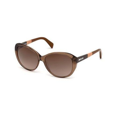 Okulary Słoneczne Just Cavalli JC 744S 45K