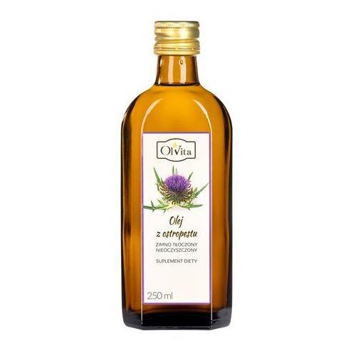 Olej z Ostropestu Suplement Diety 250ml - Olvita (5902841302594)