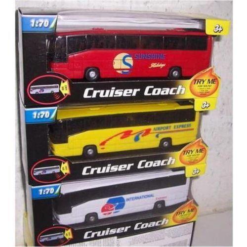Auto teama autobus wycieczkowy cruiser mix
