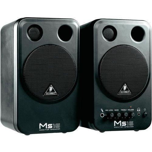 Głośniki Behringer MS 16 Monitor Box (głośnik, monitor odsłuchowy)