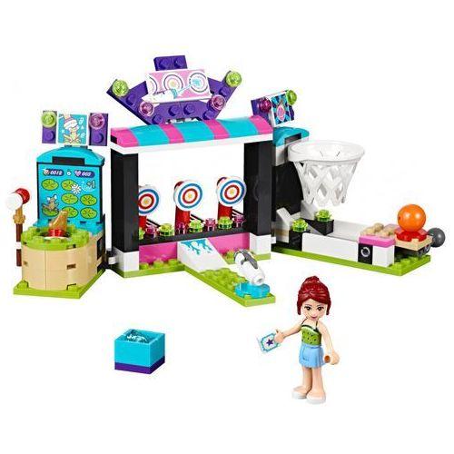 Friends Automaty w parku rozrywki 41127 marki Lego - klocki dla dzieci