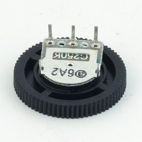 83k12 obrotowy potencjometr tonu c 250 k marki Mec