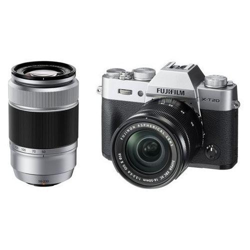 FujiFilm FinePix XT20, cyfrowy aparat