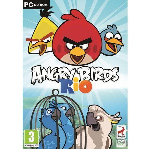 Angry Birds Rio - gra PC