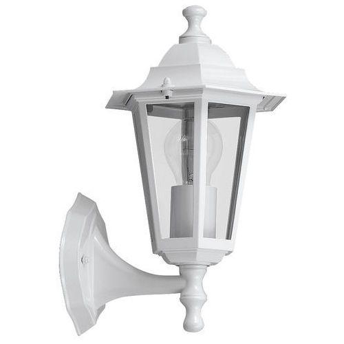 Rabalux Kinkiet lampa oprawa ścienna zewnętrzna velence 1x60w e27 biały 8203 (5998250382036)
