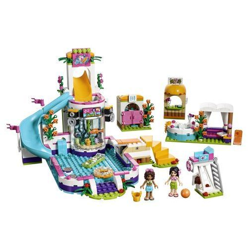 OKAZJA - LEGO Friends, Basen w Heartlake, 41313