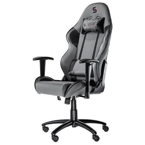Silentiumpc Fotel dla gracza gear sr300f (szary)