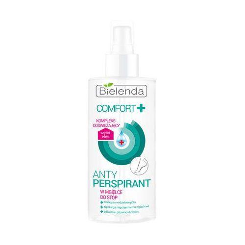 comfort + antyperspirant w mgiełce dp stóp 150ml wyprodukowany przez Bielenda