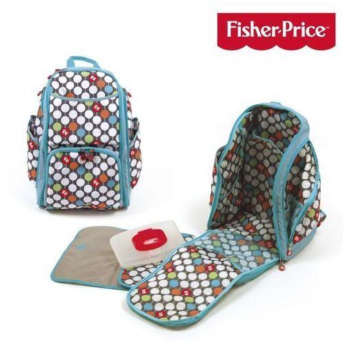 Fisher price plecak pielęgnacyjny fisher price (fp10035) darmowy odbiór w 21 miastach! (8430957100355)