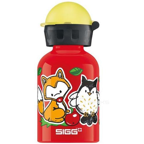 kids butelka / bidon 0.3l dla dzieci / forest kids - forest kids marki Sigg