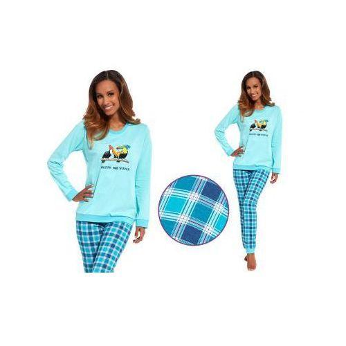 Piżama damska megan: turkus marki Cornette
