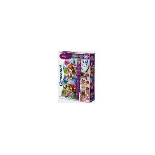 Double Fun Jej wysokość Zosia Maxi Puzzle 30 (8005125203086)