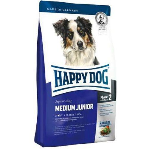 HAPPY DOG Supreme Young Medium Junior 4kg