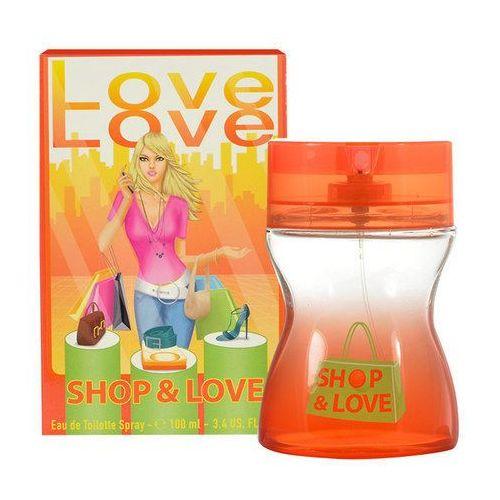 Morgan Love Love Shop & Love 100ml W Woda toaletowa Tester