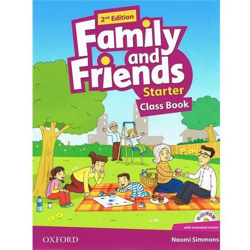 OKAZJA - Family and Friends: Starter: Class Book Pack