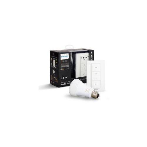Led żarówka ściemnialna hue white ambiance e27/9,5w/230v marki Philips