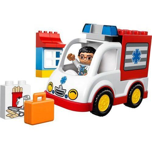 Lego DUPLO Karetka 10527