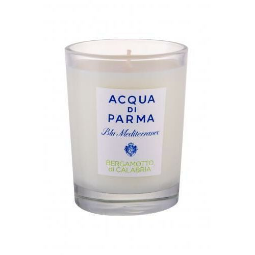 Acqua di Parma Blu Mediterraneo Bergamotto di Calabria świeczka zapachowa 200 g unisex (8028713620065)