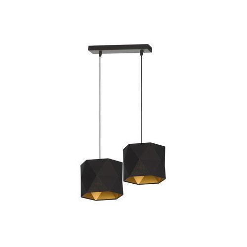 Lampex Lampa wisząca taida 2 czarna producent