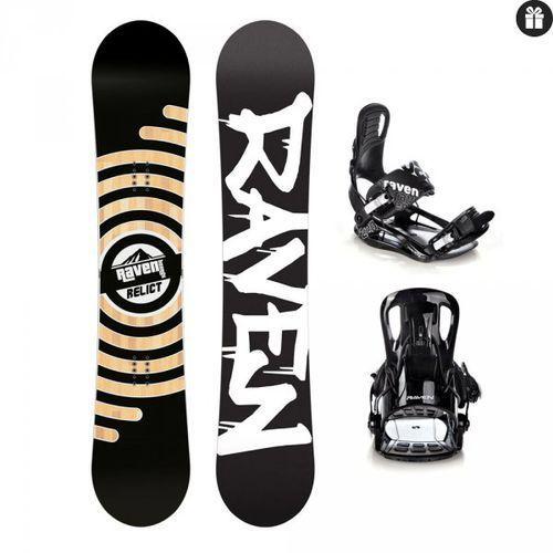 Raven Relict 2019 + Raven s220 black