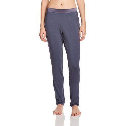 Calvin Klein Underwear MODAL WITH SATIN Spodnie od piżamy stone lead (8718654445895)