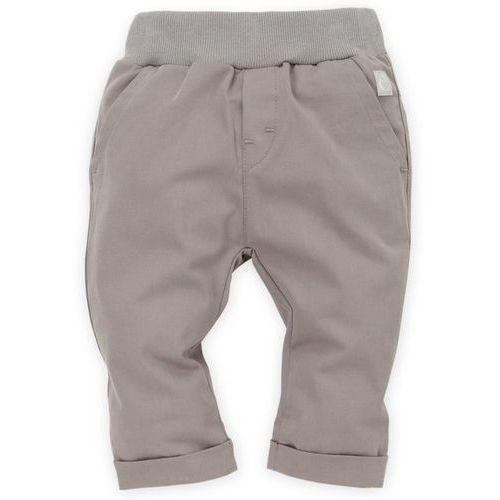 """Pinokio spodnie """"Celebrity"""" szare 68-92: Rozmiar - 80"""