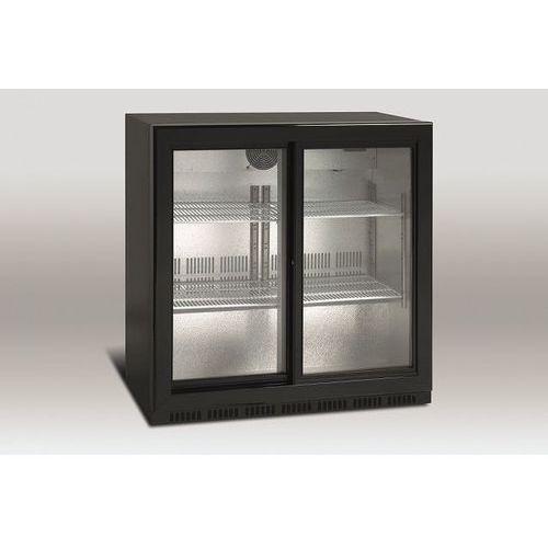 Resto quality Barowa szafa chłodnicza   207l   198w   865x520x(h)865mm