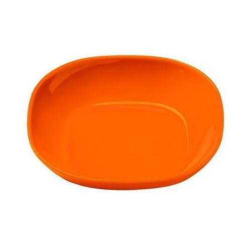 Guzzini - talerz głęboki - Happy Hour - pomarańczowy - pomarańczowy