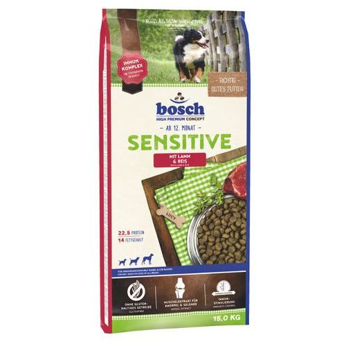 Bosch Adult Sensitive 15kg