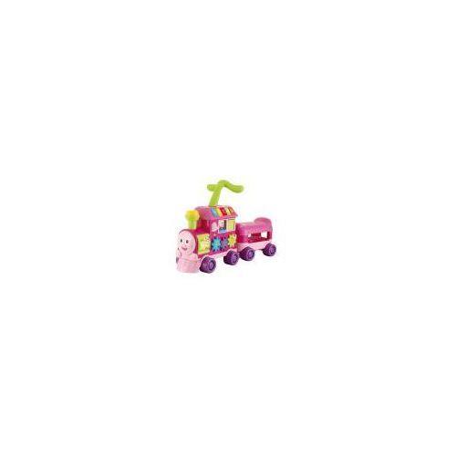 Smily Play - Lokomotywa rośnij ze mną różowa (5905375818982)