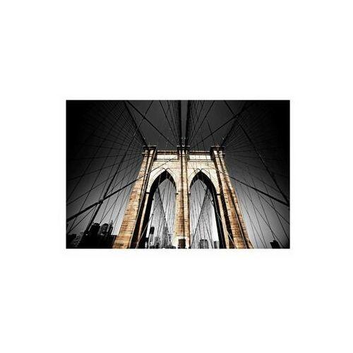 Obraz na szkle GOLDEN BRIDGE 120 x 80 cm