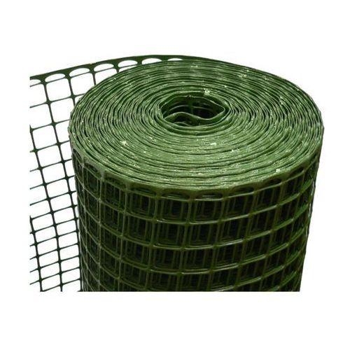 Siatka ogrodzeniowa K15 80 cm x 25 mb zielona (5905620012912)