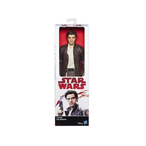 Star wars figurki 30 cm, captain poe dameron marki Hasbro